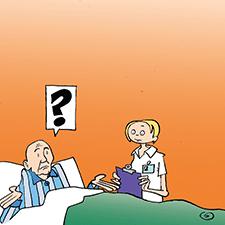 ontslag ziekenhuis
